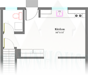 Dorchester Townhouse Floor Plans